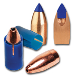 Boat Tail Muzzleloader Bullets