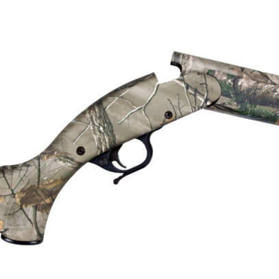 Vision Xtra Break Action Muzzleloader Detail