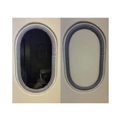 Maverick Slide Lock Window Seal