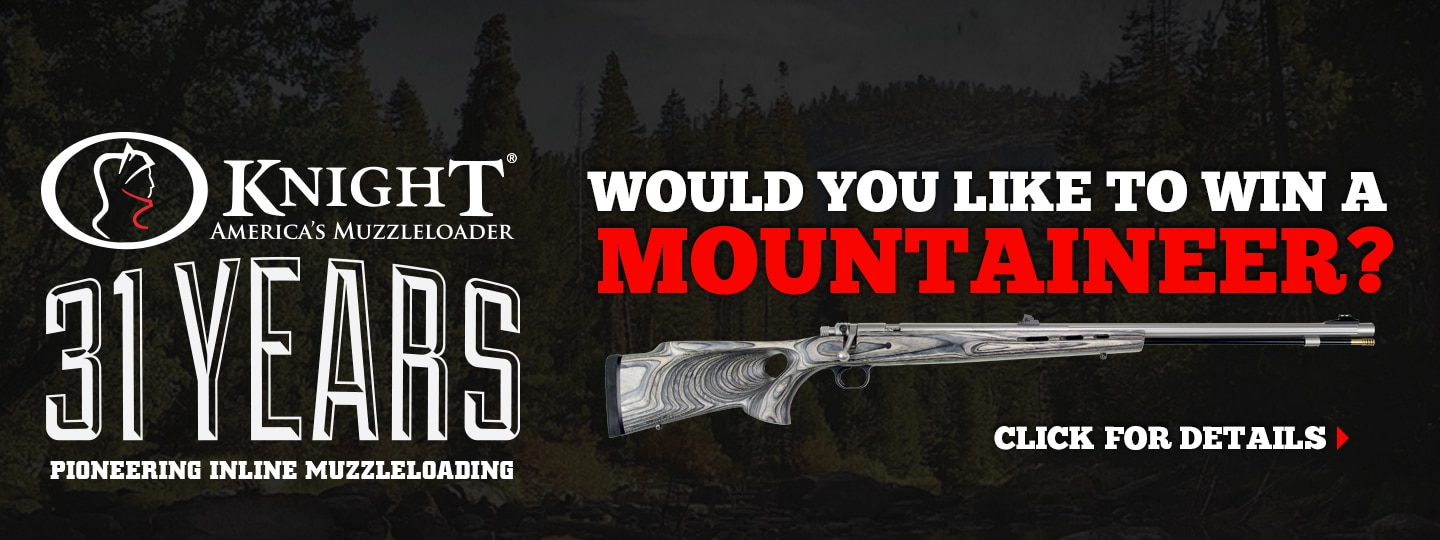 Muzzleloaders Knight Rifles Muzzleloader | Share The Knownledge